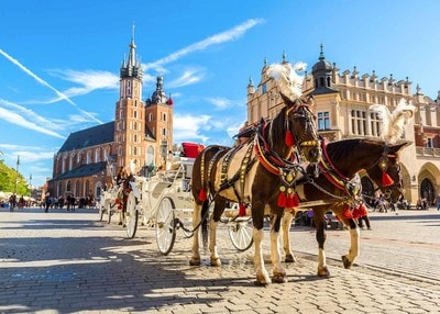 Photo of Krakow