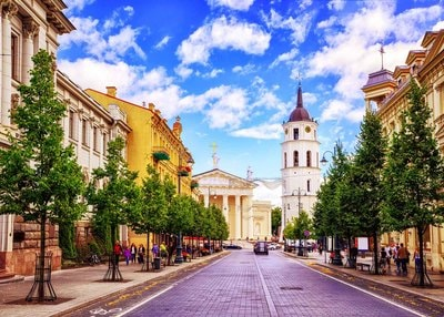 Photo of Vilnius