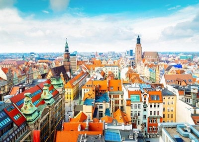 Photo of Wroclaw